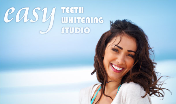 Laser Teeth Whitening from €45 at Easy Teeth Whitening Studio, Dublin City