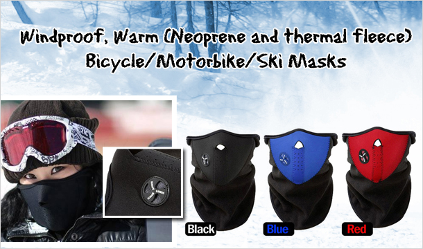 Gobiz.ie : Thermal Fleece Mask