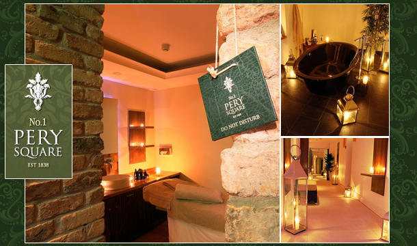 No. 1 Pery Square Hotel & Spa: Half-Day Spa Experience at No.1 Pery Square Boutique Hotel & Spa, Limerick