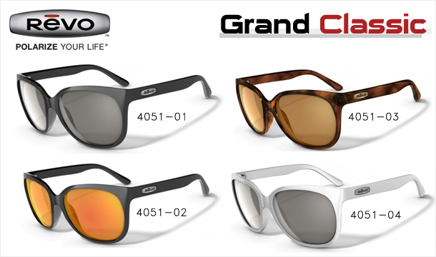 €49 for a pair of Oakley owned REVO Polorized Grand Classic Sunglasses, 4 Styles to choose from, delivered! (Worth up to €180!)