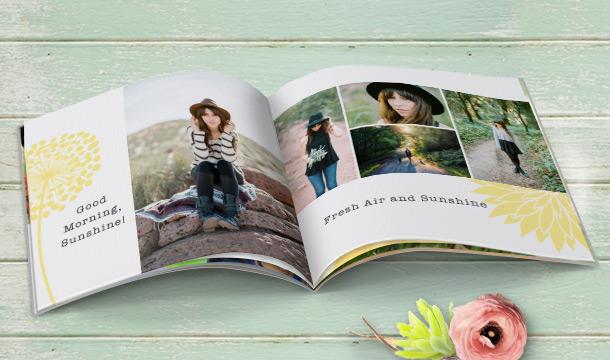 Snapfish: Photobook, 20x20cm, for only €8 from Snapfish