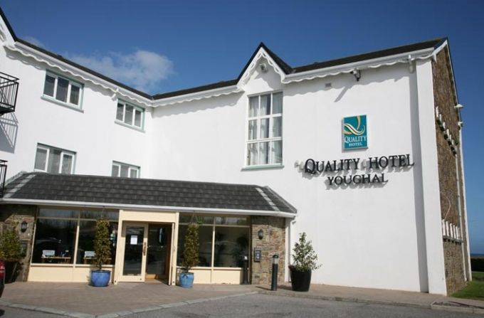 Quality Hotel & Leisure Centre: 2 or 3 Nights Self-Catering Stay for up to 6 People Overlooking Redbarn Beach, Youghal, Cork
