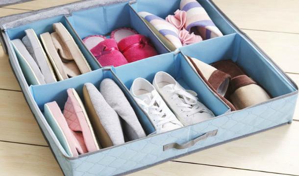 Mobileheads: Shoe Organiser