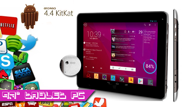 DJC Electronics Ltd: Tablet Bundle