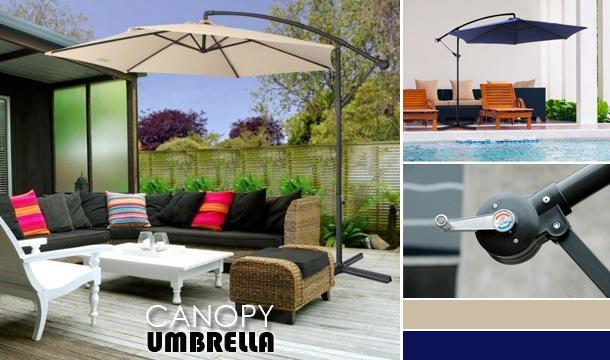 Bliss Bra: Outdoor Umbrella