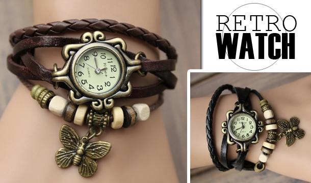 GeneeWenee.com: Retro Watch